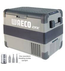 Waeco CFX65 fridge outside view